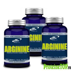 Arginine Pronutrition pret