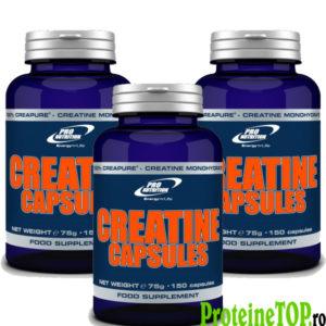 Creatine Capsules 500mg romania