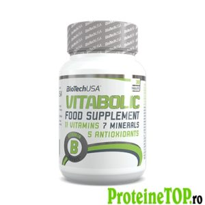 Vitamine-Vitabolic