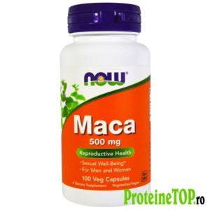 MACA 500mg Now