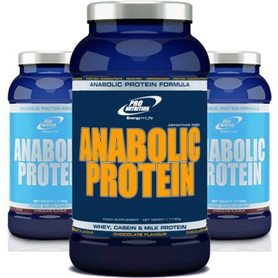 Anabolic Protein Pronutrition