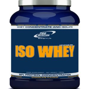 Iso Whey Pronutrition