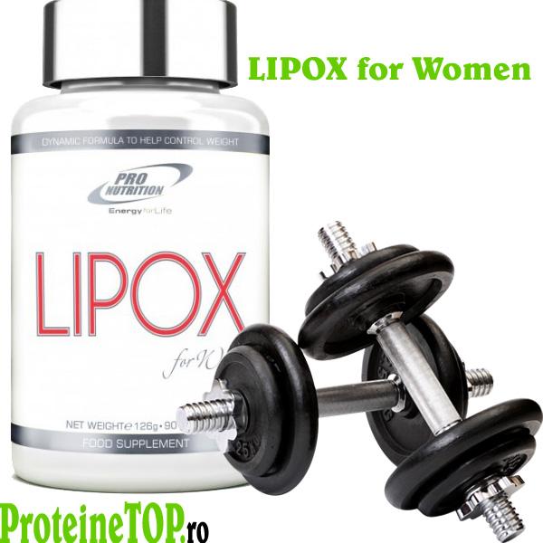 lipox pentru femei