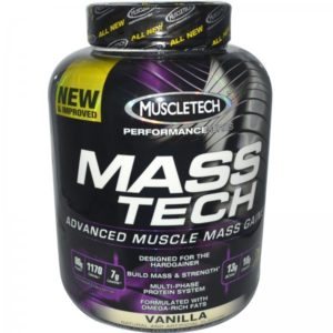 Mass Tech NEW MuscleTech