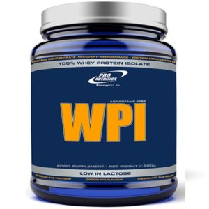 WPI Whey Protein Isolate Pronutrition