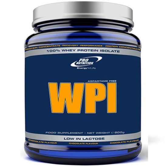 WPI Whey Protein Isolate Pronutrition