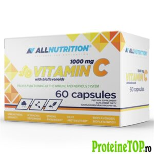 Allnutrition Vitamin C 1000mg with bioflanoids